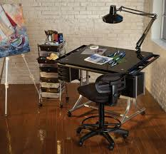 Who Makes Ledu Lamps by Amazon Com Alvin Cl1755 B Swing Arm Combination Lamp Black Home