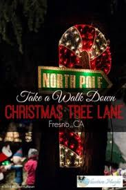 Christmas Tree Lane Fresno by Fresno California Where I Really Live How We See Each Other