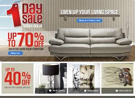 Sears Canada One Day Sale Save Up To 70 Off Selected Living Room