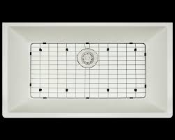 Install Kindred Sink Strainer by 848 White Large Single Bowl Undermount Trugranite Kitchen Sink