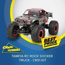 100 Tamiya Rc Trucks RC Rock Socker Truck CR01 Kit 58592 CRAZY HOBBIES EBay