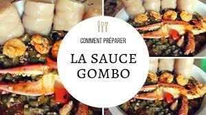 comment cuisiner le gombo comment faire la sauce gombo