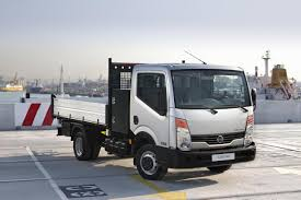 100 2012 Truck Of The Year VansA2Z Names Nissan Cabstar As The Light Of The