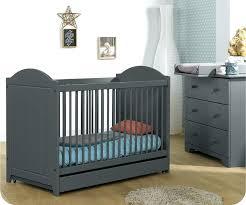 chambre bébé gris et lit bebe gris lit bacbac cocon 60 120 gris chambre bebe gris taupe