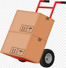 100 Moving Hand Truck Truck Box Mover Relocation Transport Moving Company Png
