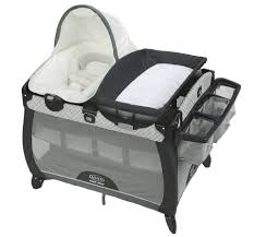 Graco Space Saver High Chair by Graco Pack U0027n Play Quick Connect Portable Napper Deluxe With