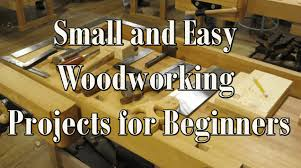 100 Woodworking Projects For Beginners