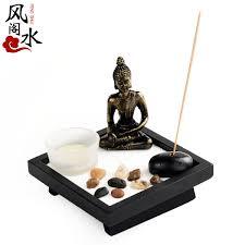 Zen Buddha Home Decor