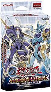 amazon com yugioh card game synchron extreme english 1st edition