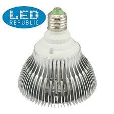 led republic best quality 14 watt rgb led par 38 remote