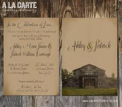 25 Luxury Rustic Wedding Invitation Ideas Pinterest Pictures