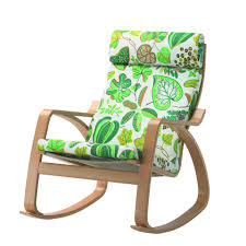 Ikea Poang Chair Cover Green by Furniture Ikea Leather Poang Chair Glider Chairs For Nursery