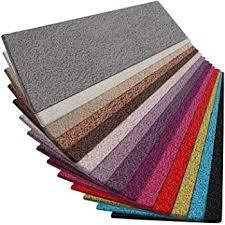 hwf läufer teppiche moderner flurläuferteppich grau blau