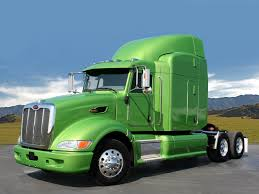 Peterbilt Trucks 386 - Save Our Oceans