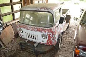 Rare 1963 FC Jeep Cab Over