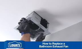 Bathroom Exhaust Fan Light Replacement by How To Install A Bath Exhaust Fan Youtube