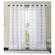 Gray Linen Curtains Target by Ivory Linen Curtains Target