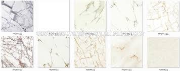 60x60 24x24 3d white carrara marble flooring tiles view karara