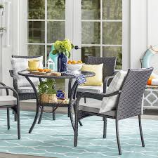 Outdoor Furniture | Joss & Main Glass Top Alinum Frame 5 Pc Patio Ding Set Caravana Fniture Outdoor Fniture Refishing Houston Powder Coaters Bistro Beautiful And Durable Hungonucom Cbm Heaven Collection Cast 5piece Outdoor Bar Rattan Pnic Table Sets By All Things Pvc Wicker Tables Best Choice Products 7piece Of By Walmart Outdoor Fniture 12 Affordable Patio Ding Sets To Buy Now 3piece Black Metal With Terra Cotta Tiles Paros Lounge Luxury Garden Kettler Official Site Mainstays Alexandra Square Walmartcom The Materials For Where You Live