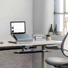 humanscale s l6 laptop holder