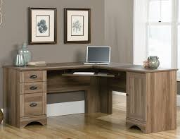 Sauder Harbor View 4 Dresser Salt Oak by Steinhafels Harbor View Entertainment Credenza