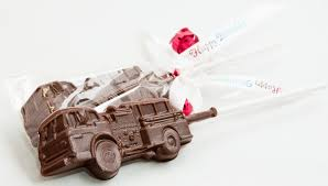 Fire Truck Party Favors Chocolate Engine $2.85 | Party Ideas ... Fire Truck Bottle Label Birthday Party Truck Party Fireman Theme Fireman Ideasfire 11 Best Images About Riley Devera On Pinterest Supplies Tagged Watch Secret Trucks Favor Box Boxes Trucks And Refighter Canada Stickers Hydrant Favors Twittervenezuelaco Knight Ideas Deluxe Packs