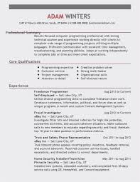 Job Resume Objective Examples Top 22 Qualifications For A