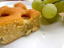 cuisine facile recette du gâteau aux raisins frais la tendresse en cuisine