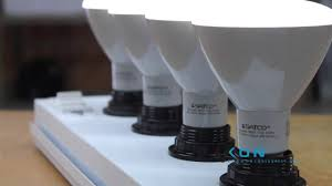 Satco Led A19 Lamps by Satco Br30 11w 4000k Led Product Demo Youtube