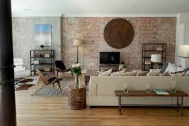 ziegelwand wohnzimmer utopiafm wohnzimmer dekoo