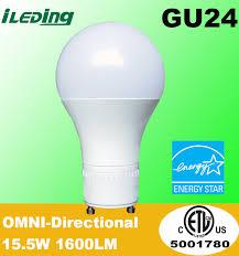 1600lm dimmable omni a19 gu24 led bulb buy led gu24 gu24 gu24