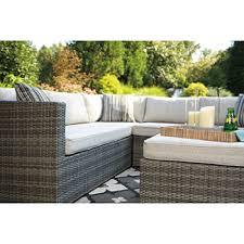 Cast Aluminum Patio Furniture With Sunbrella Cushions by Patio Furniture Sets U0026 Outdoor Furniture