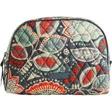 Vera Bradley Bedding Comforters by Vera Bradley Large Zip Cosmetic Bag Nomadic Floral Shop By