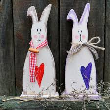 Primitive Easter Decorating Ideas by Shop Country Holiday Decor On Wanelo