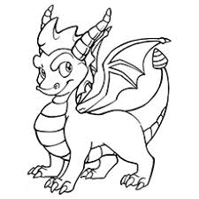The Friendly Horned Dragon