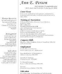 Career Change Resume Samples Free Resumes Tips 6 Sample