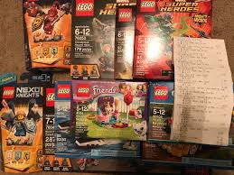 Barnes & Noble] LEGO Marvel, City, Nexo Knights, And Friends(60114 ...