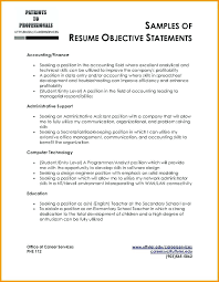 Sales Resume Profile Statement Examples Sample Profiles Example