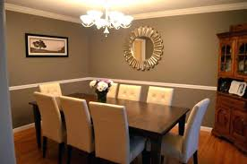 Dining Room Color Ideas Colors With Chair Rail Interior Formal Paint