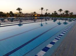 Desert Rose Resort Olympic Size Pool