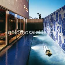 jy p w04 winter flowers blue glass bisazza mosaic swimming