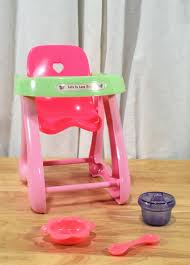 Plastic High Chair For 10