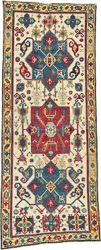 The Lehmann Barenklau Kuba Medallion Carpet East Caucasus First Half 18th Century