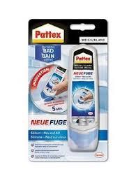 badezimmerfugen wie neu mit dem pattex spezial silikon neue
