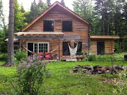Magical Log Cabin in the Woods All Pets HomeAway Morristown