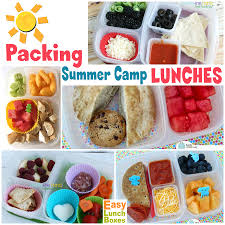 20 More Ideas HERE Fun Summer Lunchbox