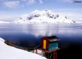100 Antarctica House
