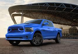 100 Blue Trucks 2018 Ram 1500 Hydro Sport Do Bright Colors Work For