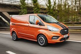 Top 10 Bestselling, Most Popular Vans And Pickups 2018 | Parkers