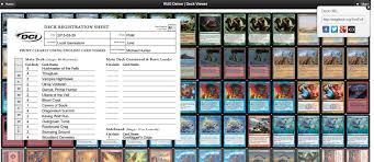Mtg Evasive Maneuvers Deck List by Deck List Mtg Radnor Decoration
